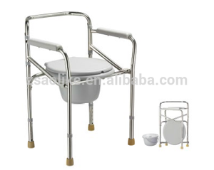 Commode Wheelchair(ALK612)