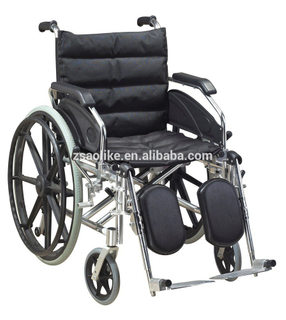 Luxury Aluminum manual wheelchair for sale ALK953LBC