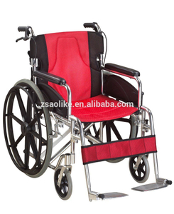 Aluminum manual wheelchair for sale ALK972LABJ-24""