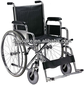 Steel Manual Wheelchair ALK905-46