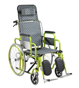 Functional steel manual wheelchair ALK901GC