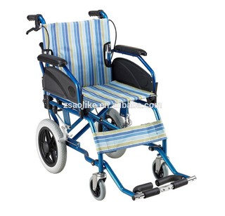 Lightweight aluminum wheelchair for sale ALK902LABJ