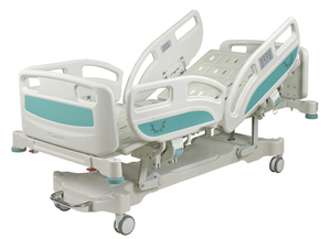 CE,FDA,ISO13485 Best Quality five function electrical hospital bed