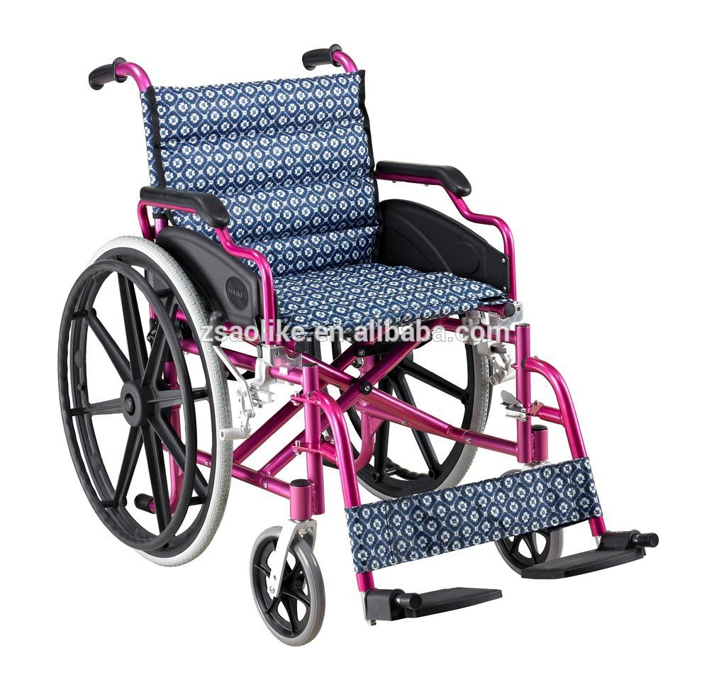 Aluminum manual wheelchair for sale ALK903LBQ