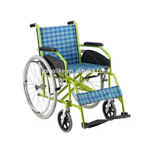 Economic Aluminum manual wheelchairs for sale ALK868LP
