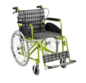 Aluminum manual wheelchair for sale ALK908LAJP
