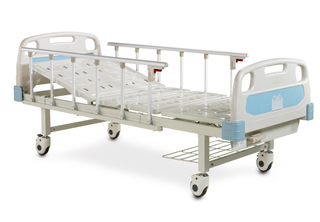 CE,FDA approved One function High Quality And Inexpensive manual bed
